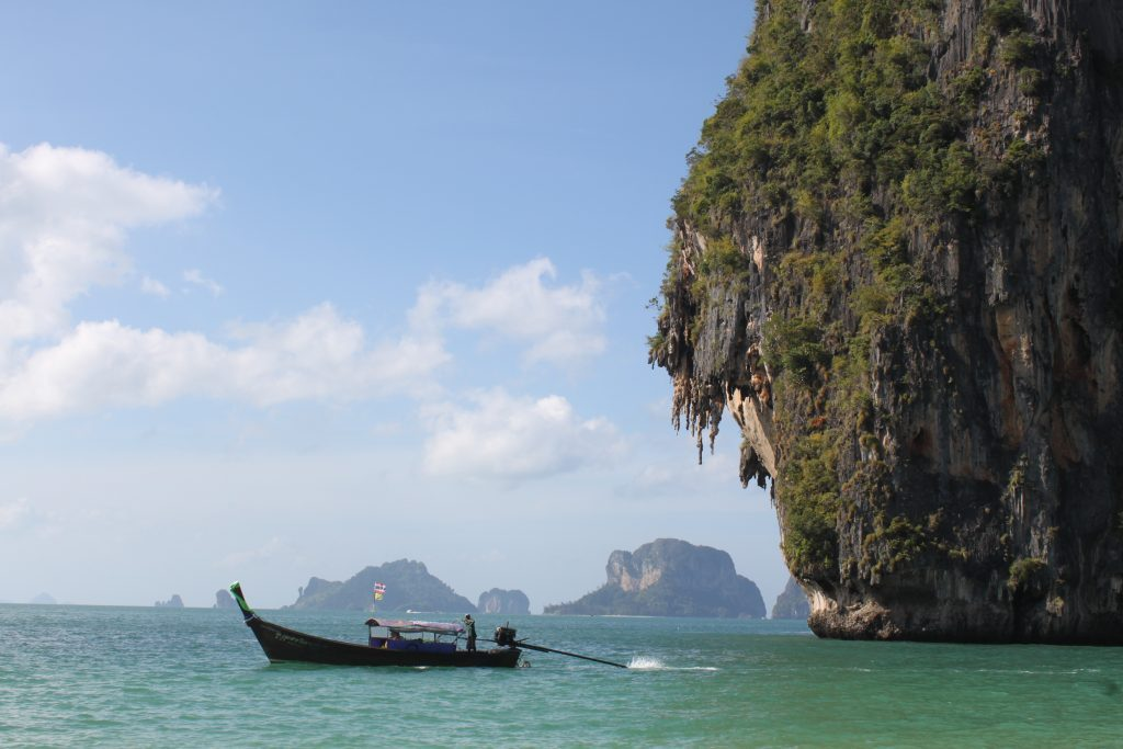 Kelionė į Tailandą