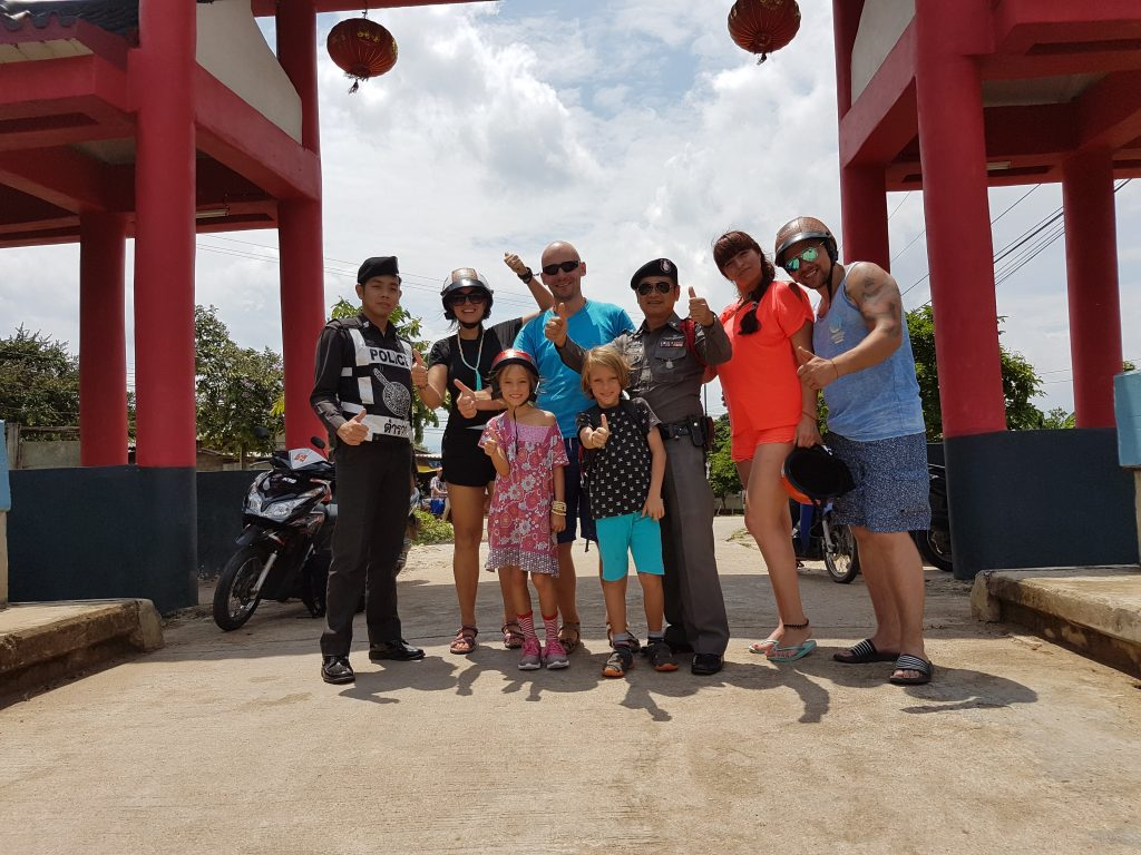 Šiaurės Tailande - draugiškiausi žmonės