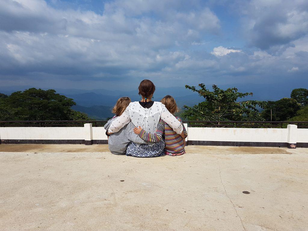 Pai - Soppong - vienos aukščiausių vietų Tailande