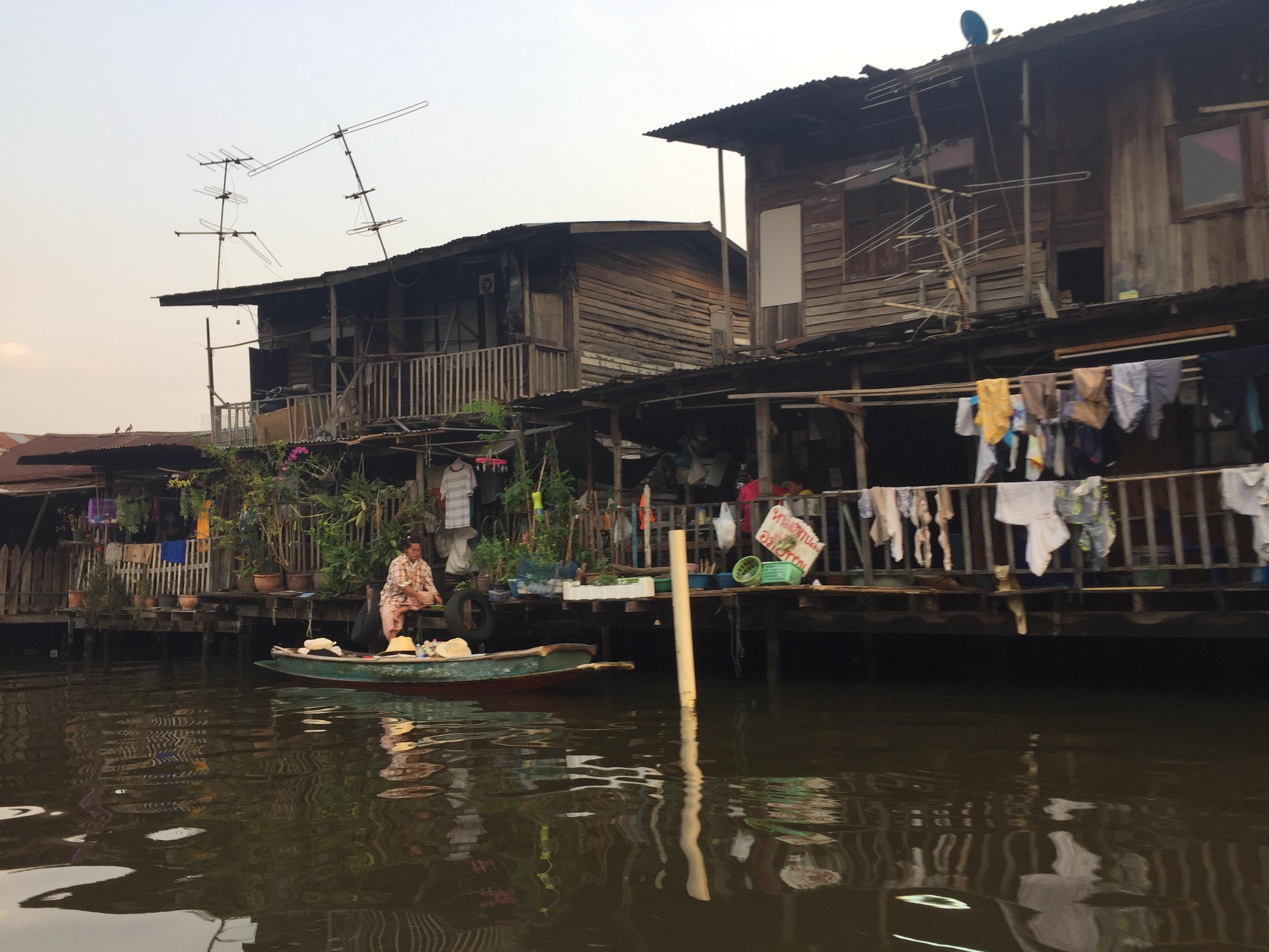 Bankokas - kupinas kontrastų miestas