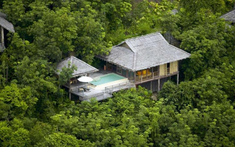 six senses viešbutis tailandas