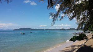 Krabi ar Koh Phangan atostogom ar žiemoti