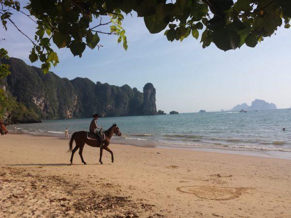 Ao Nang paplūdimys