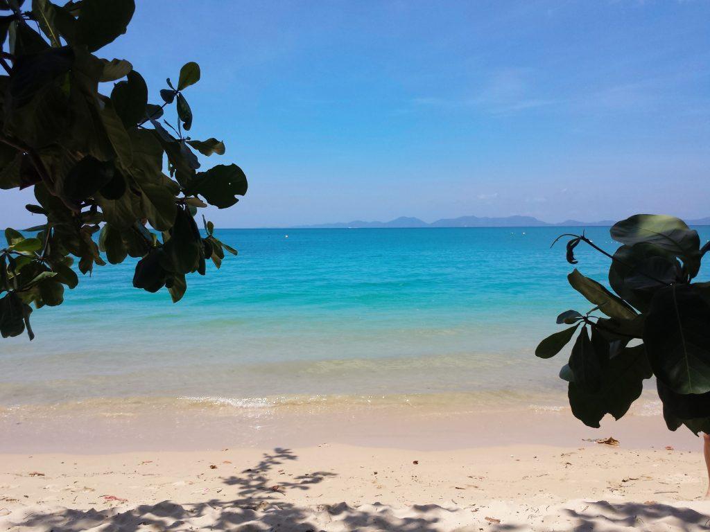 Klon Muang beach
