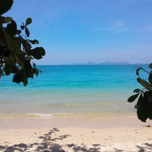 Krabi regionas Tailande