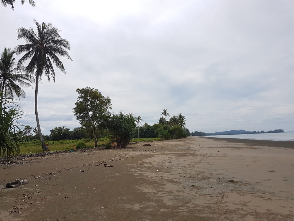 Krabi paplūdimiai