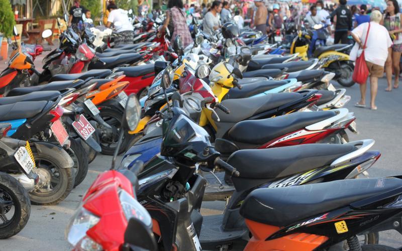 motorolerio nuoma tailande - tailandiečių patarimai