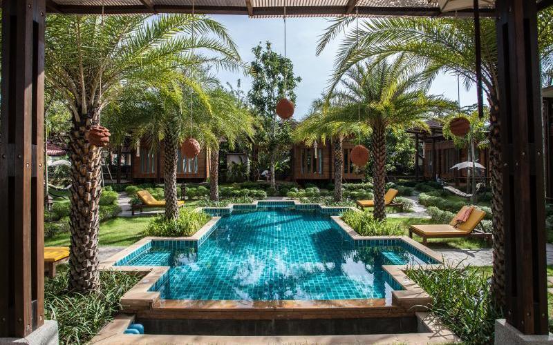 Viešbutis Tailande, Krabi
