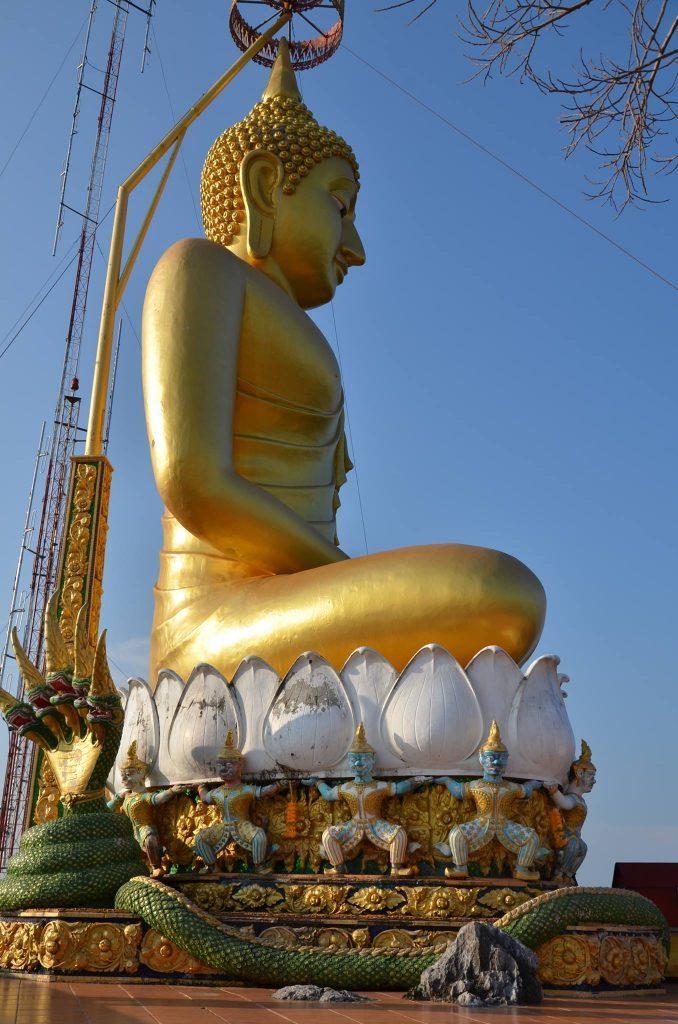 Tiger cave šventykla Tailande, Krabyje