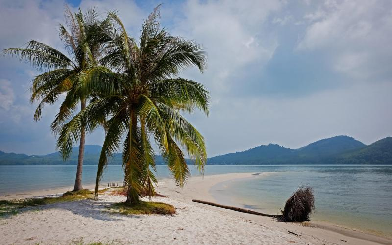Koh Yao Yai - pasislėpęs rojus tarp Krabi ir Phuketo