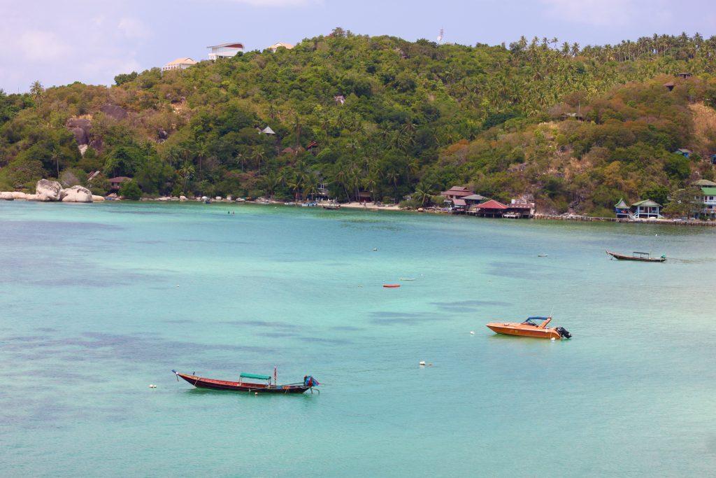 Tailando salos