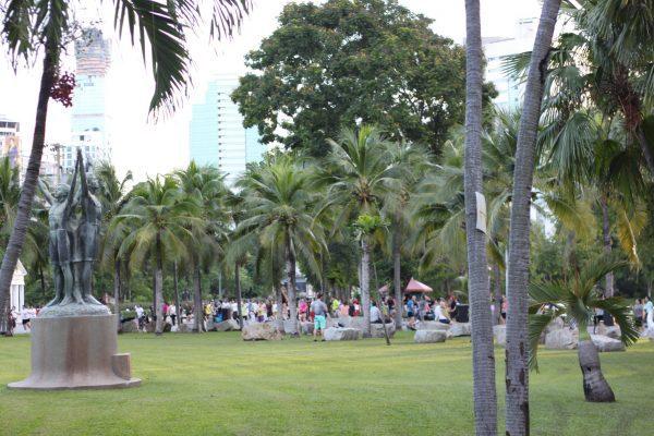 Lumpini parkas Bankoke