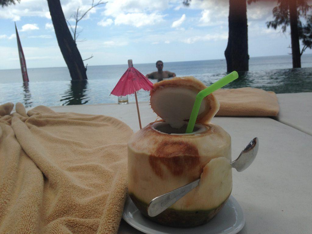 Kokosai Tailande - ne tik sveiki, bet ir labai skanūs