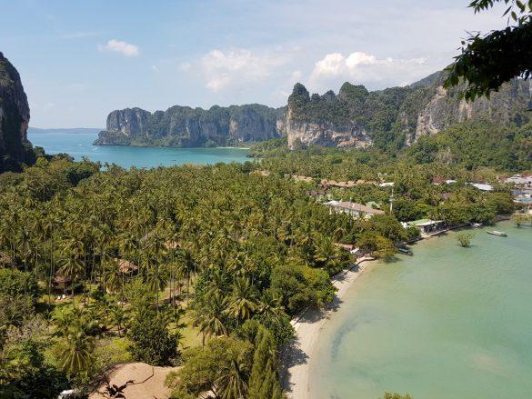 Ką rinktis - atostogas Pukete ar Krabi?