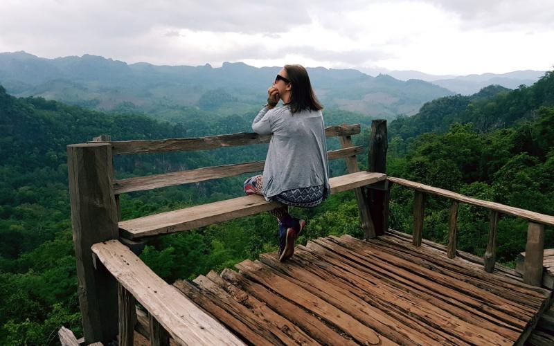 Kelionė po Šiaurės Tailandą