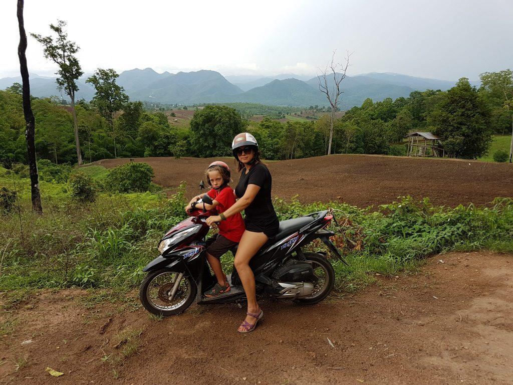 Tailandas motoroleriu