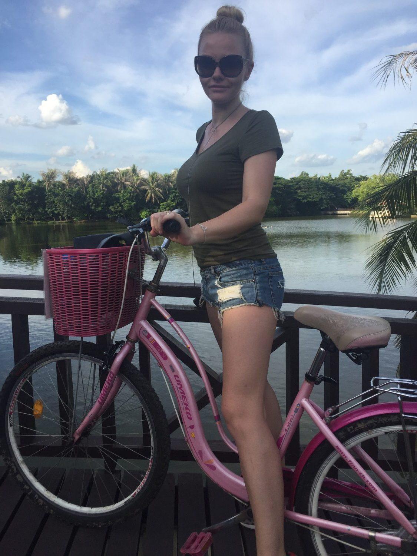 """Ban Krachao - pasivažinėjimas dviračiu po """"žaliuosiais Bankoko """"plaučiais"""" vadinamą parką"""