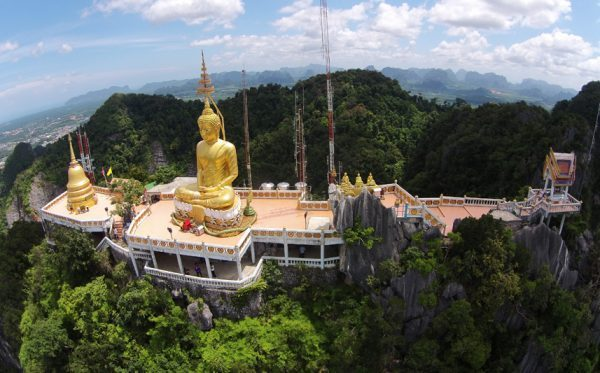 tiger cave šventykla