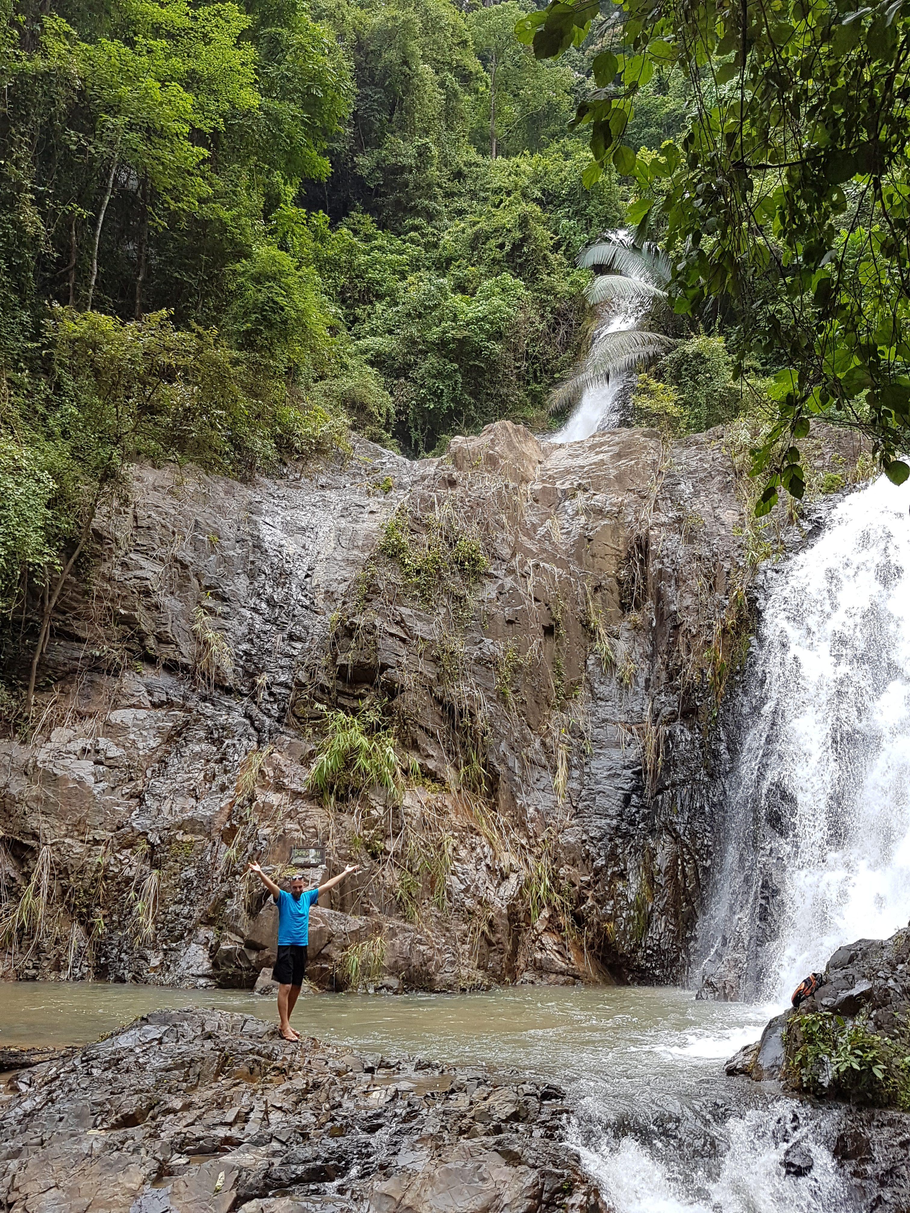 Phanom Bencha nacionalinis parkas Krabi