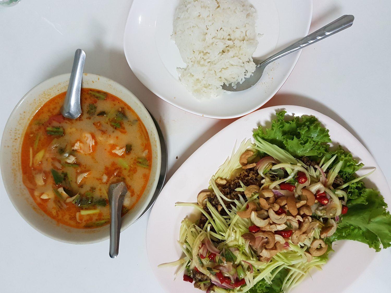 Mėgstamiausi Tomo Kupečio tailandietiški patiekalai