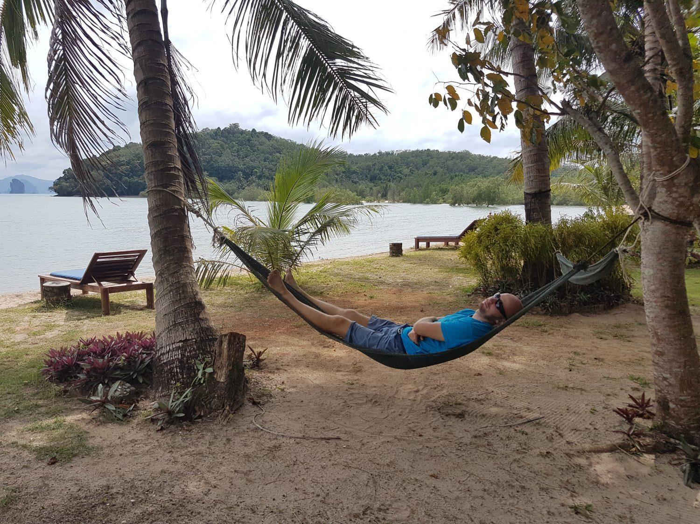 Koh Yao Noi saloje sutikti nauji metai