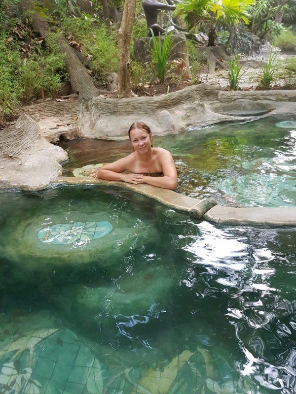 Wareerak karštos srovės Krabi regione