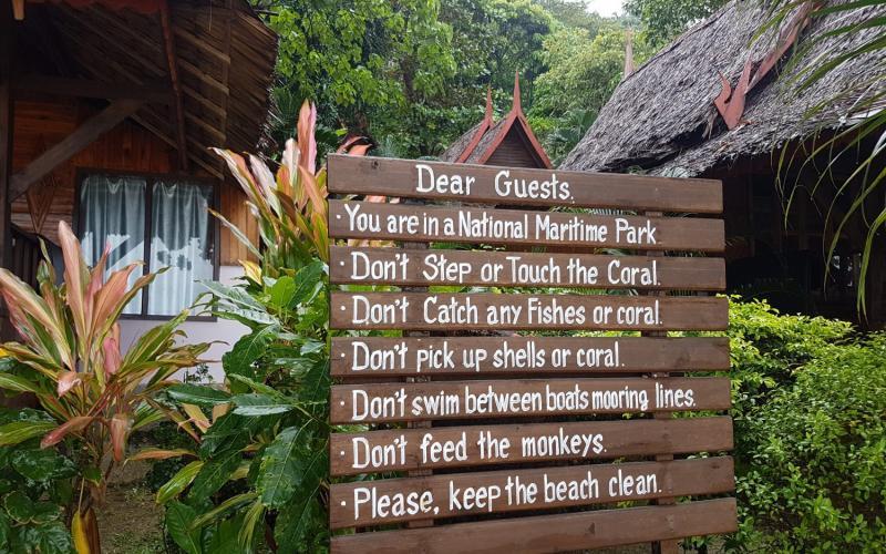 Patarimai keliaujantiems į Tailandą