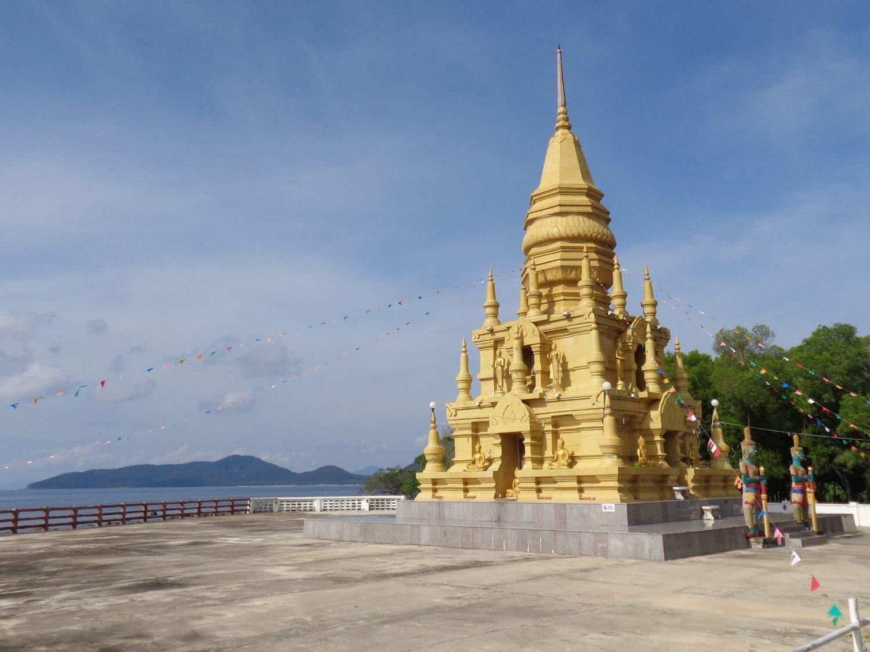 Wat Lam Sor šventykla Koh samui saloje