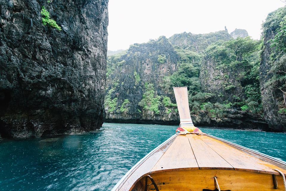 Phi Phi Leh sala