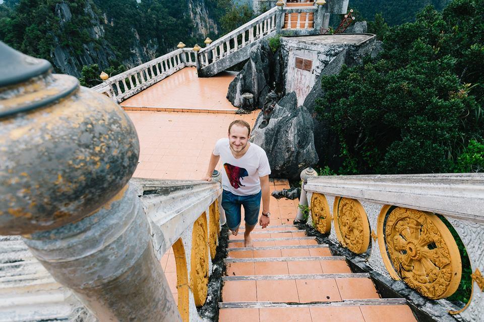 tigro šventykla Krabi