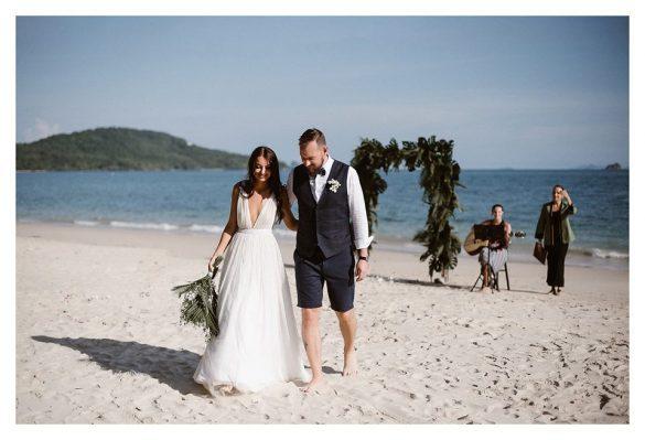 Vestuvės Tailande