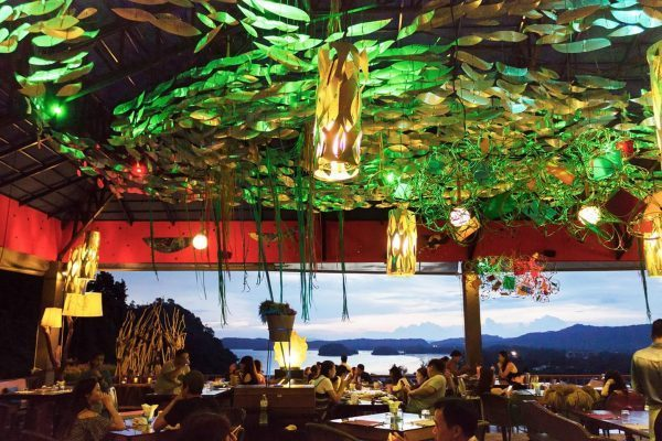 Restoranas Krabi