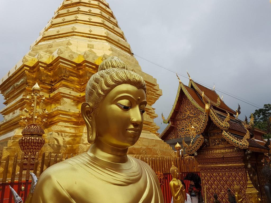 Chiang Mai Tailando Šiaurėje