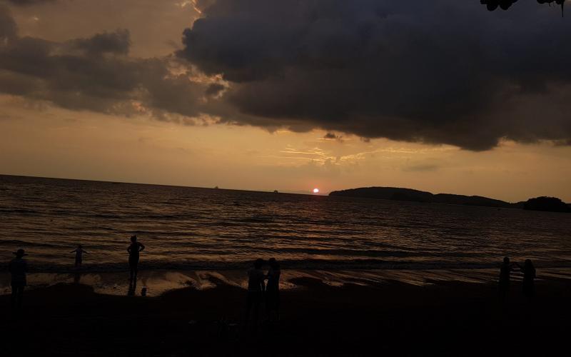 Saulėlydis Ao nange