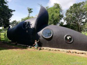 Juodasis namas (Black House) Chiang Rai