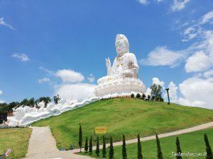 Wat Hyua Pla Kang šventykla Chiang Rajuje