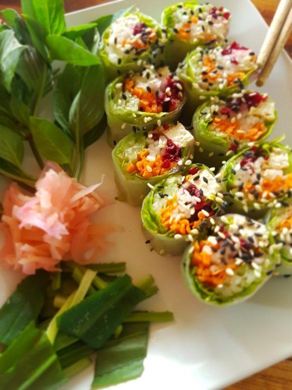 veganiškas maistas tailande