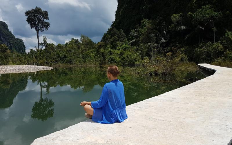 Kelionė į Tailandą - meditacijų stovykla su Simona Kupetiene