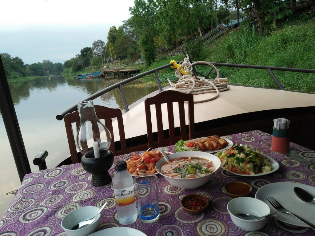 Mėgstu tajišką maistą sako lietuvė gyvenanti Bankoke