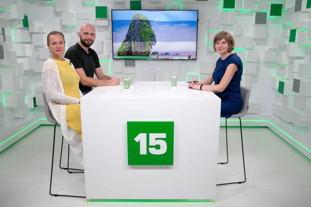 Simona Kupetienė ir Tomas Kupetis apie gyvenimą ir keliones Tailande