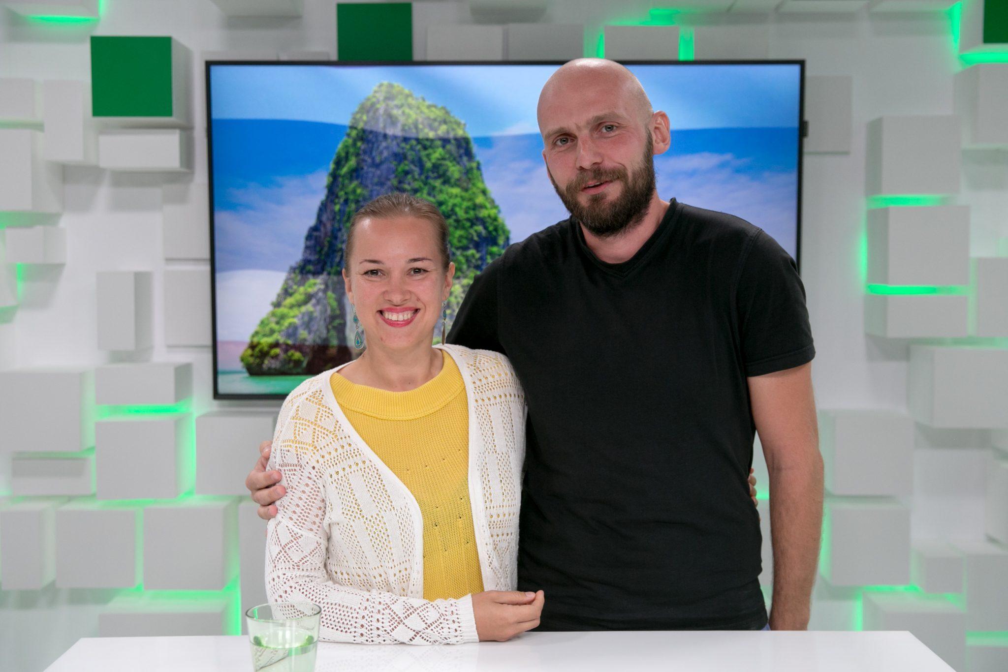Simona ir Tomas Kupečiai - Tailandas