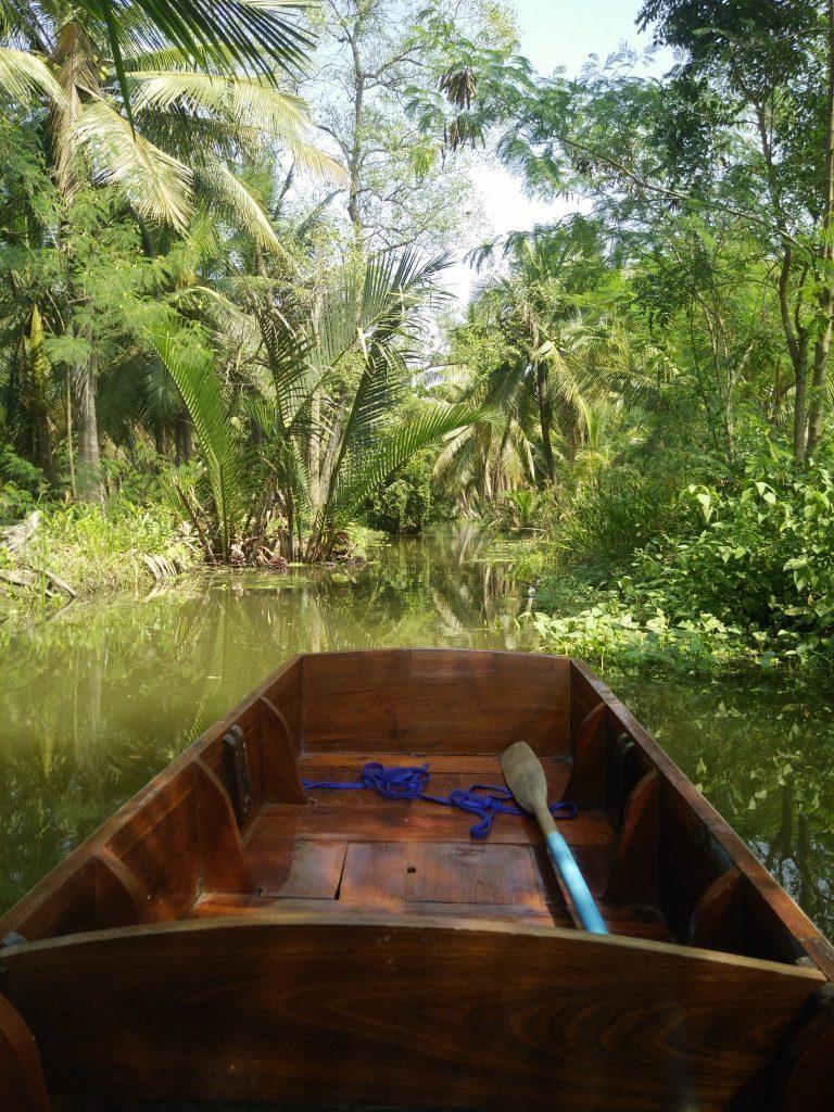 Akimirkos iš kelionės po Samut Songkhram