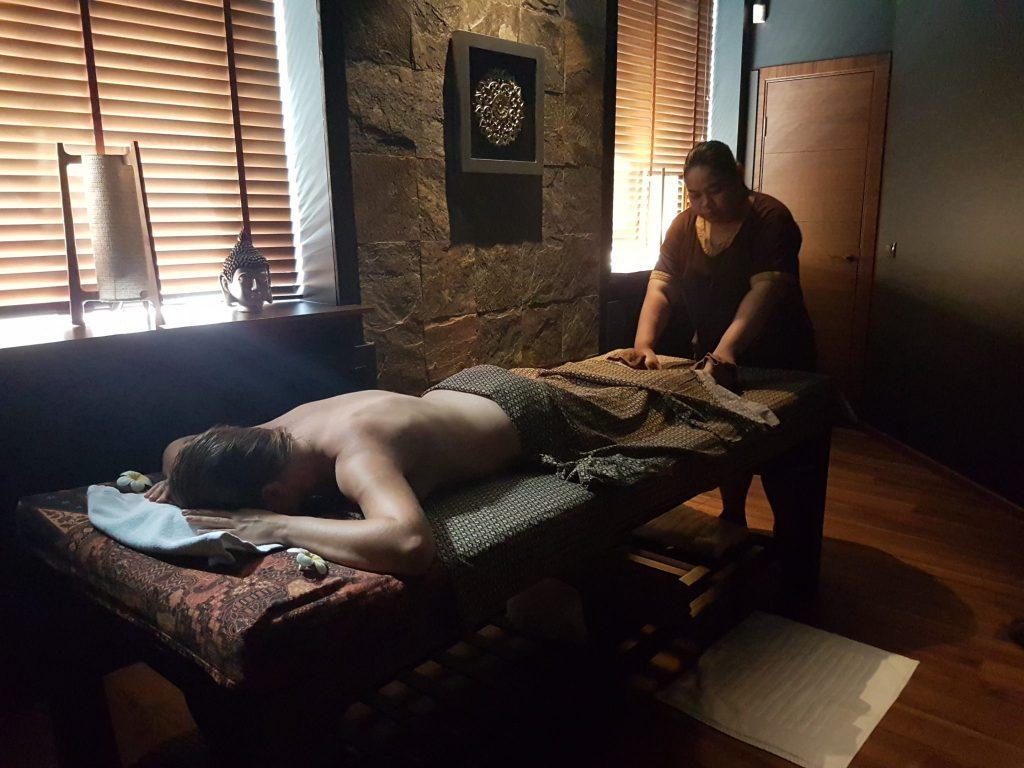 Nuad Thai masažo salonas Vilniuje