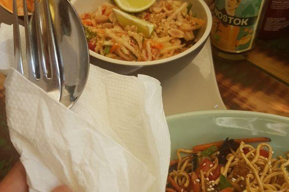 Tailandietiškas maistas Vilniuje