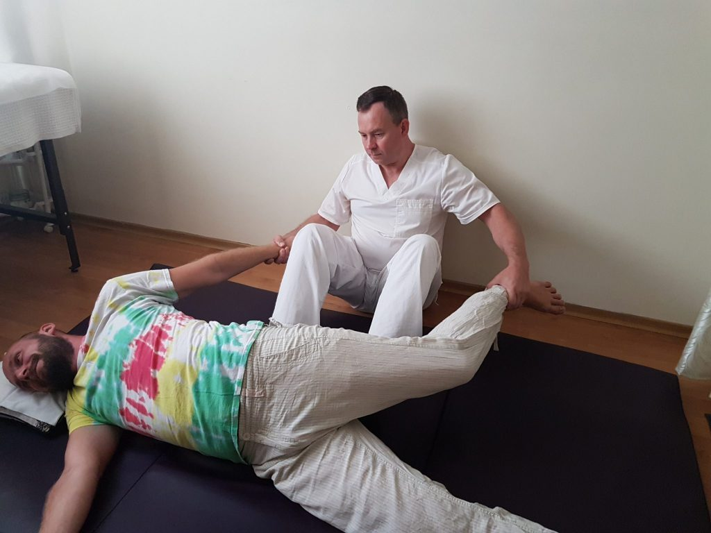 Tailandietiškas masažas Kaune