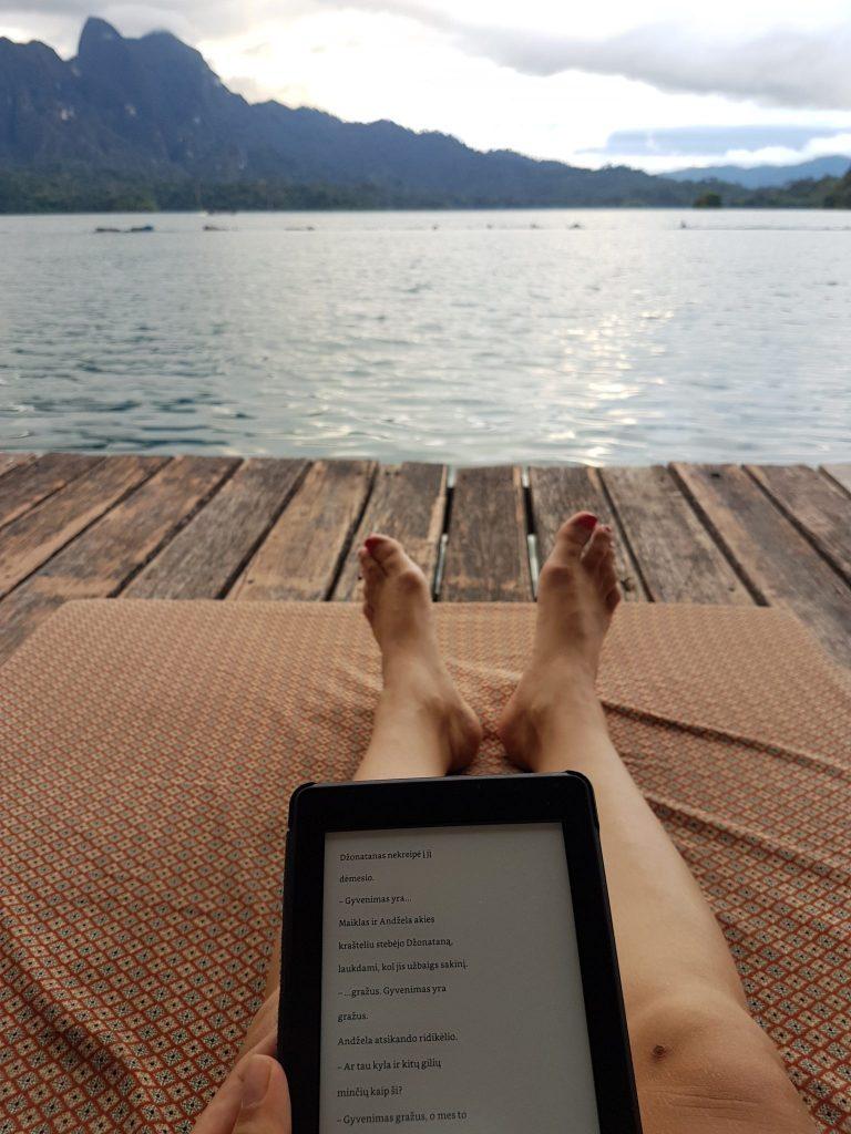 Khao Sok ežeras - puiki vieta ir aktyviam, ir ramiam poilsiui