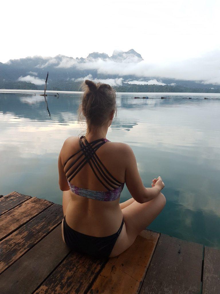 meditaciju ir transformaciju kelione