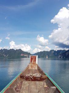 cheow lan ežeras khao sok parke