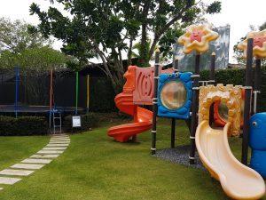 Žaidimų aikštelė Krabi