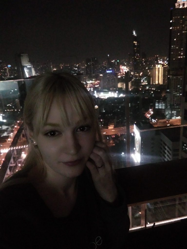 Niekada nemiegantis Bankokas